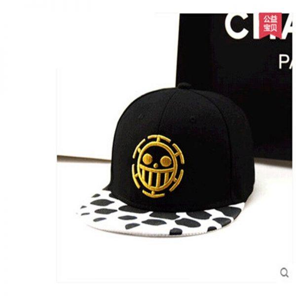 one piece trafalgar law cap
