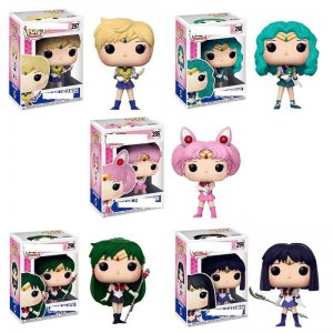 sailor moon pop figure