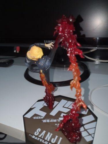 One Piece Sanji Figure (17CM) photo review