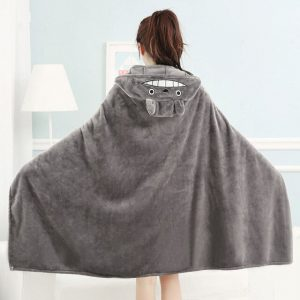 my neighbor totoro blanket