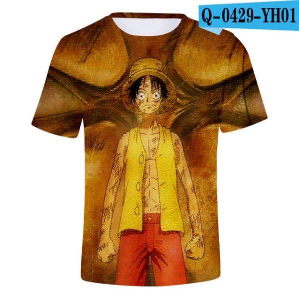 luffy shirt