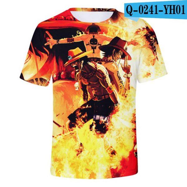 shirt one piece