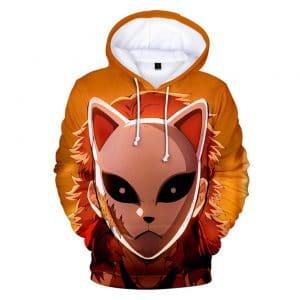 demon slayer anime hoodie