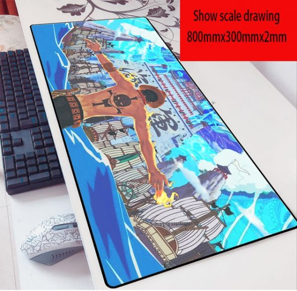 one piece mouse pad