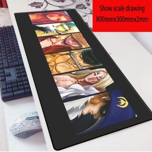 one piece 3d mouse pad