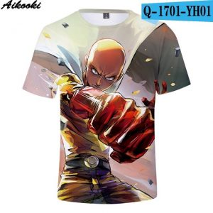 one punch man shirt
