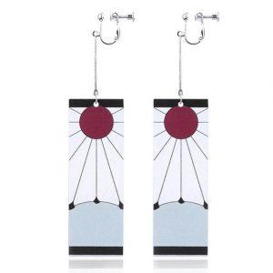 hanafuda earrings
