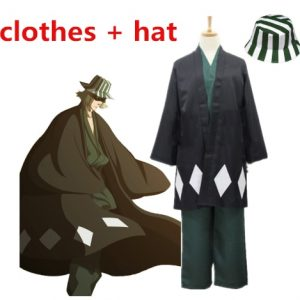 urahara cosplay