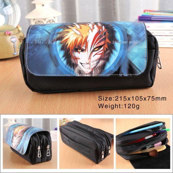 bleach manga pencil case