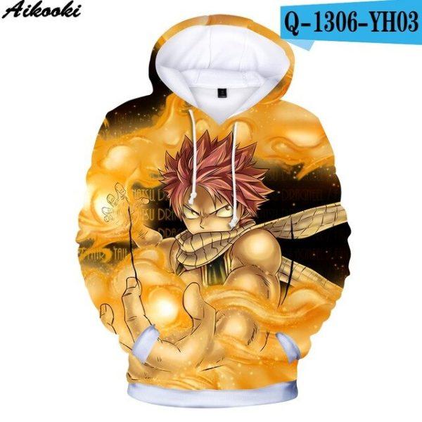 fairy tail natsu hoodie
