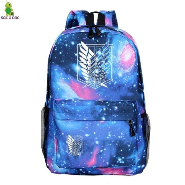 backpack attack on titan