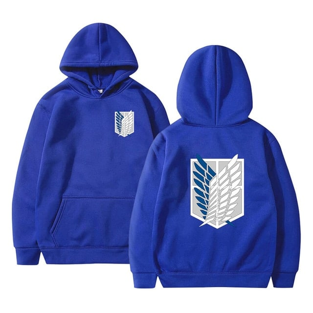 attack on titans hoodie