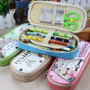 totoro pencil case