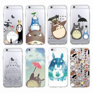 totoro iphone cases
