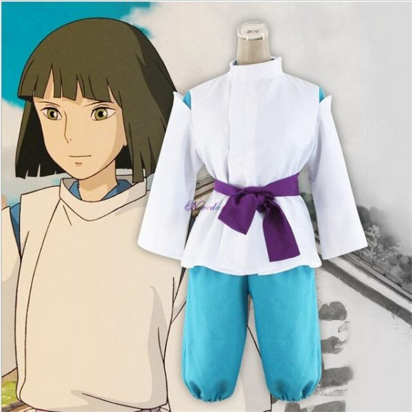 Nigihayami Kohakunushi Cosplay