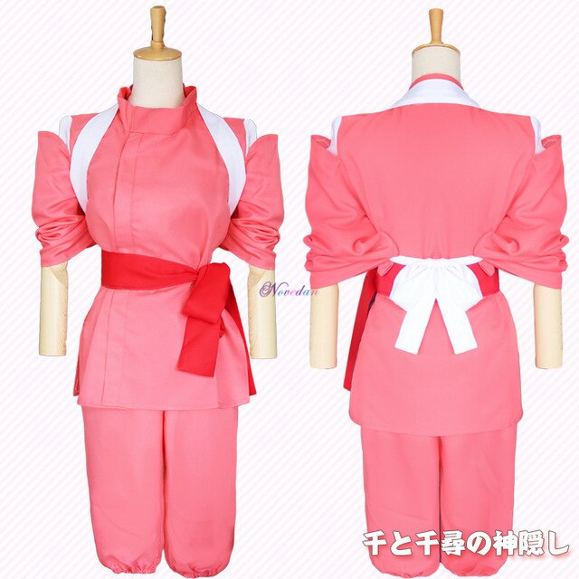 chihiro cosplay