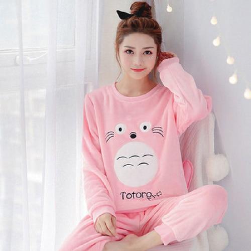 totoro pajama pants
