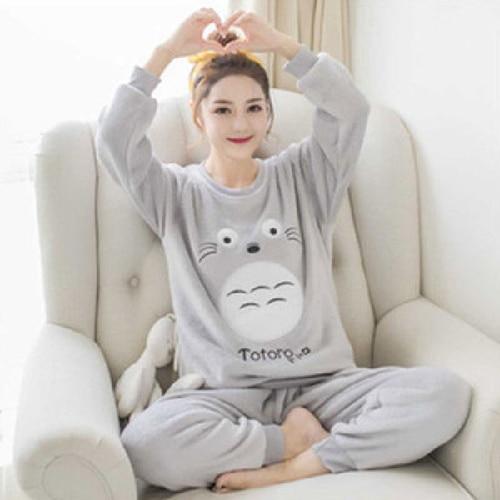 totoro pajama