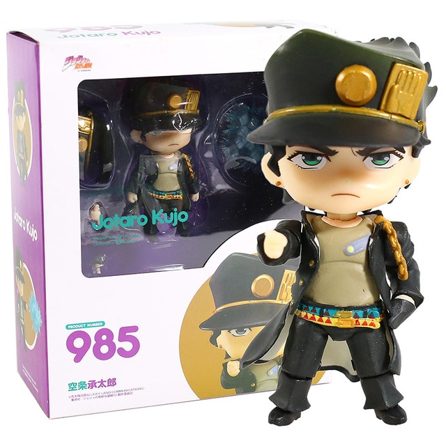 Stardust-Crusaders figurine