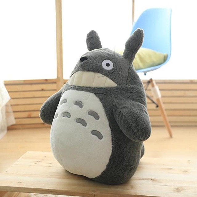 my neighbor totoro plushies