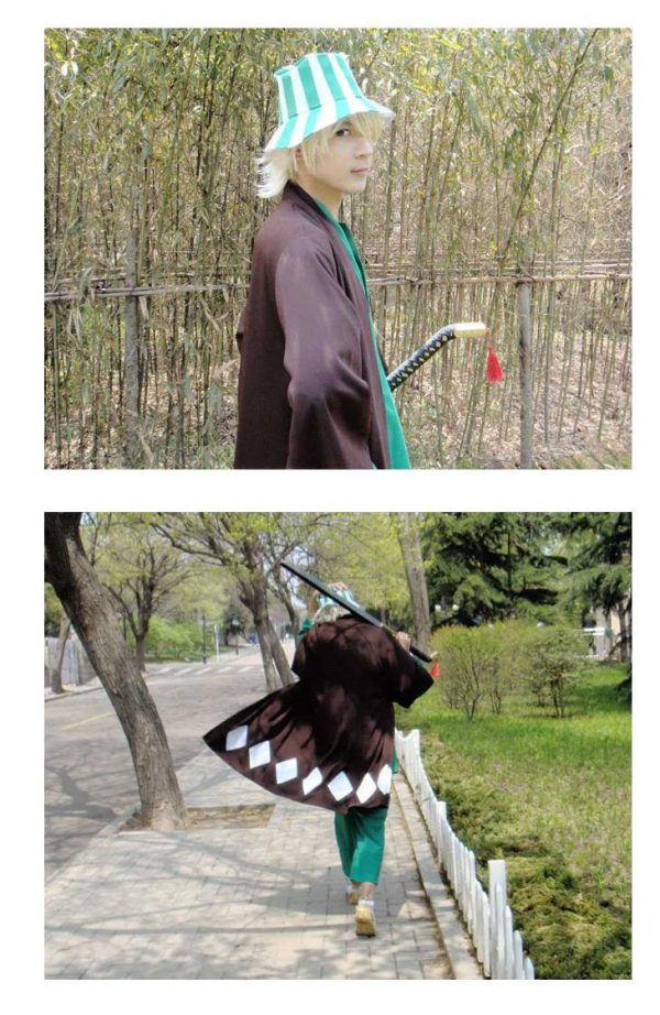 bleach urahara cosplay
