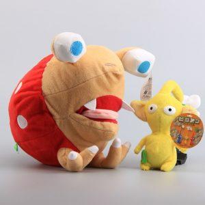 pikmin plush toy