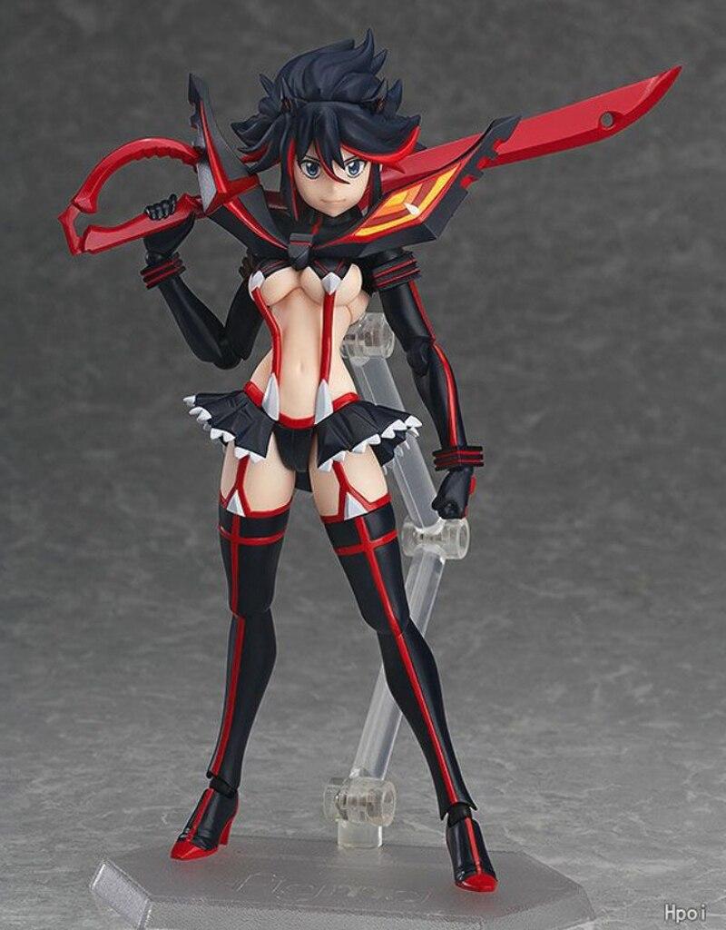 ryuko matoi figures