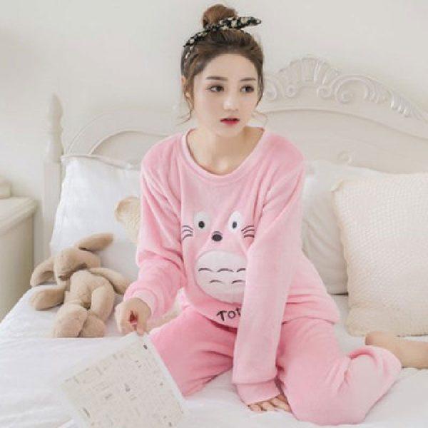 totoro pajama onesie