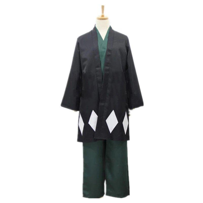 yoruichi and urahara cosplay