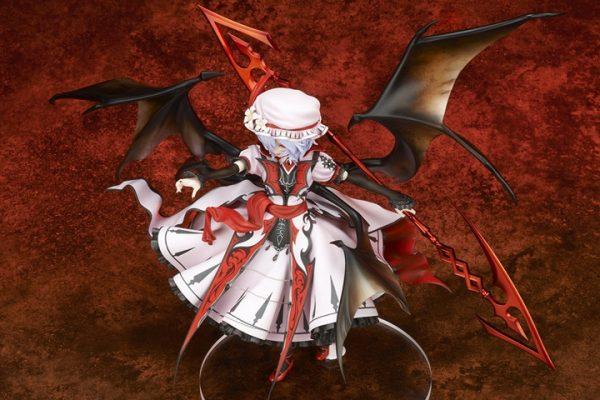 remilia scarlet koumajou densetsu figure