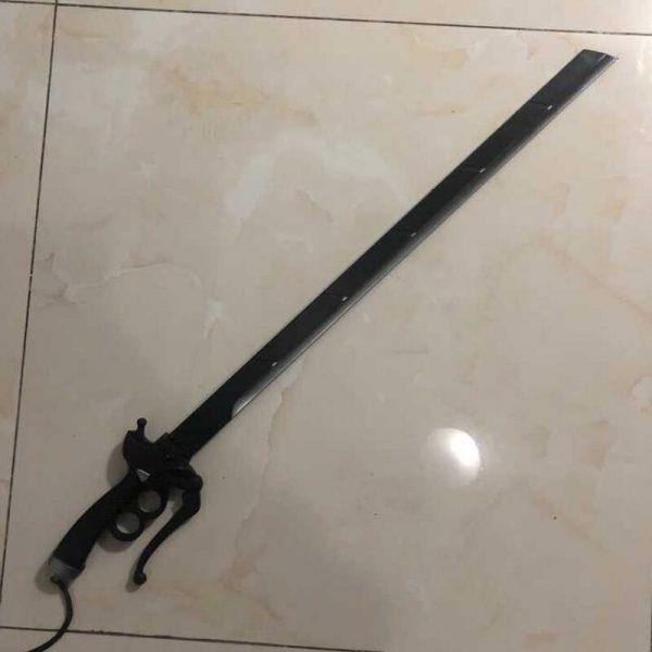 Attack On Titan Mikasa Ackerman Sword