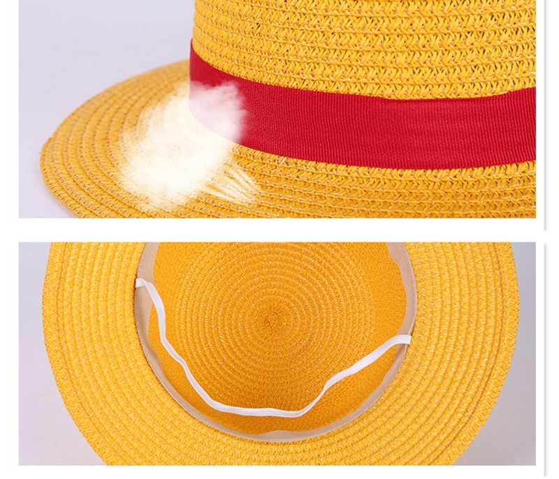 one piece straw hat for sale