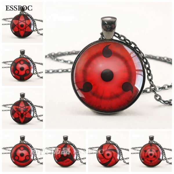 sharingan necklace