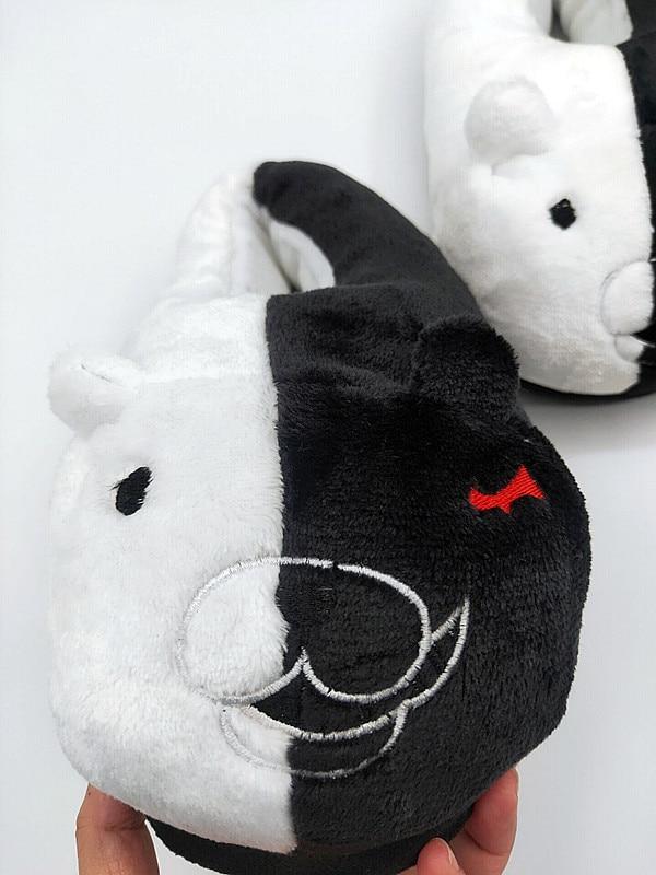 monokuma slippers large