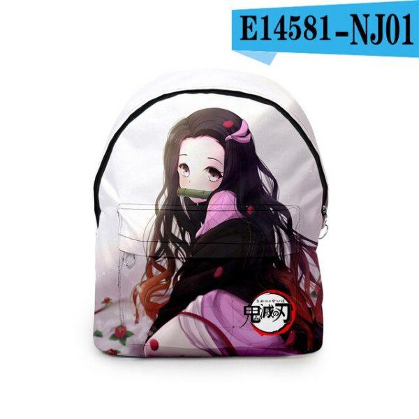 demon slayer tanjiro backpack