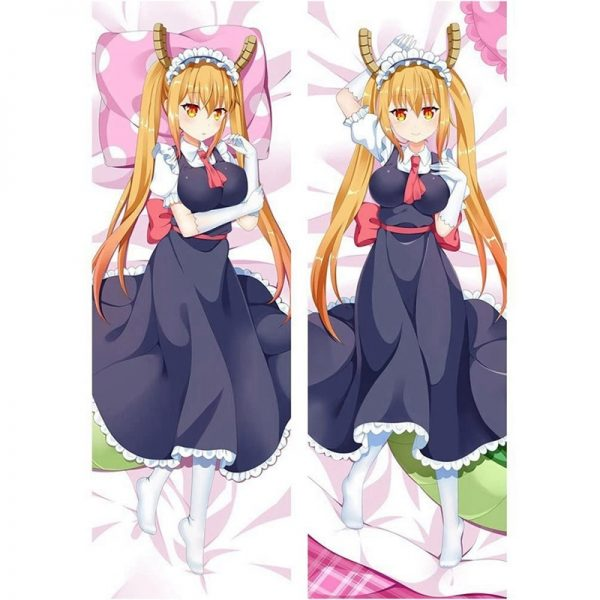miss kobayashi's dragon maid body pillow
