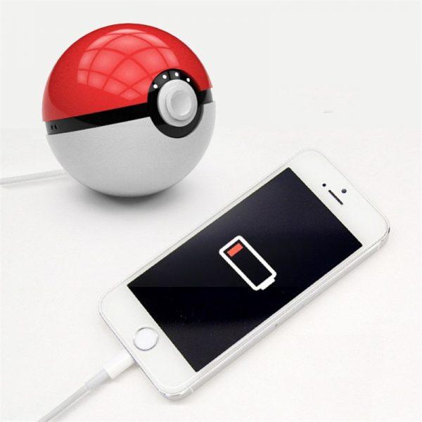 pokeball charger bank