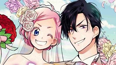 Takane and Hana Marriage