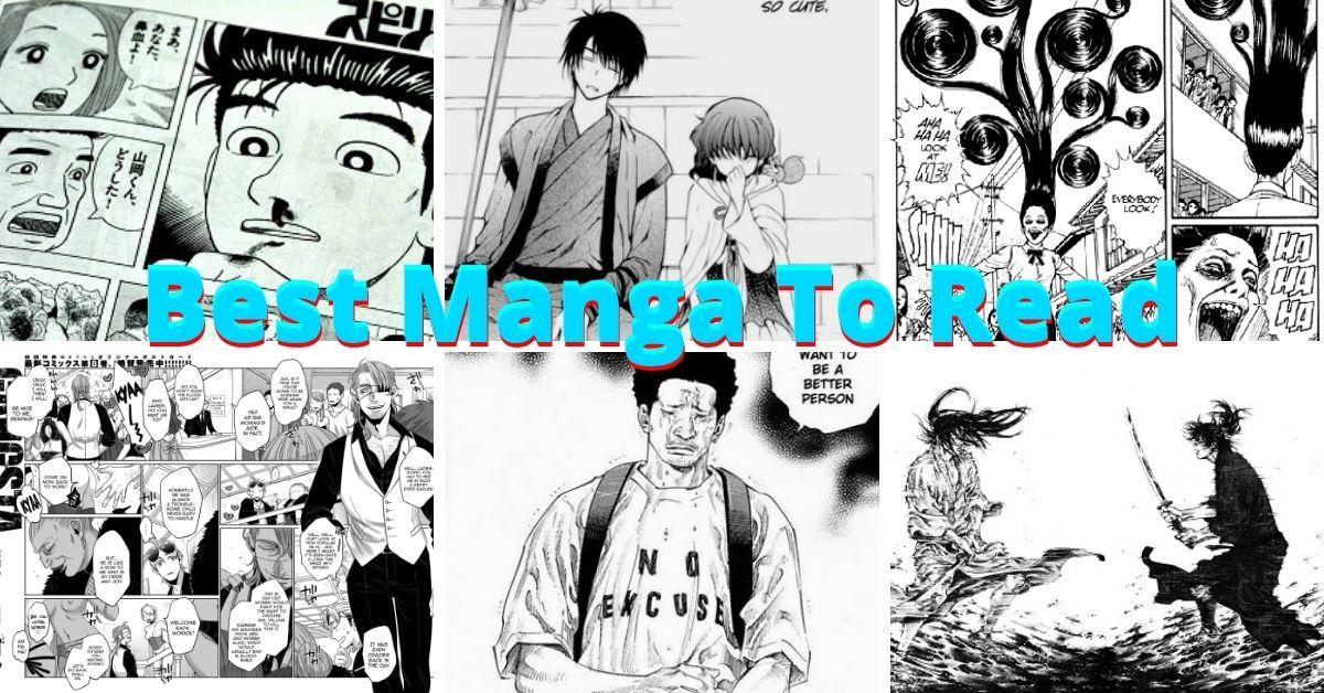 best manga to read