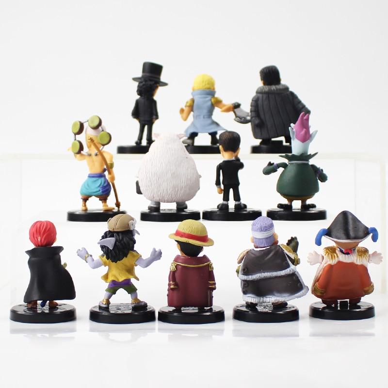 one piece set figure