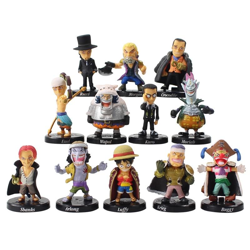 one piece figure set