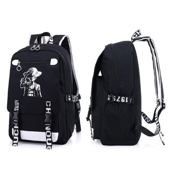 one piece anime backpack