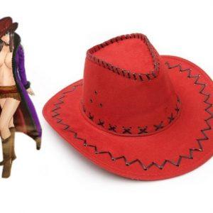 nico robin cowboy hat