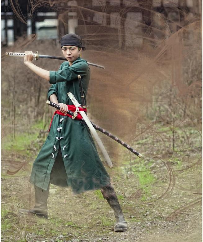 roronoa zoro cosplay costume