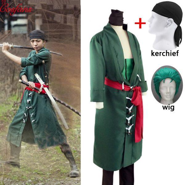 roronoa zoro costumes