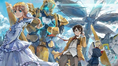 Aldnoah.Zero best war anime