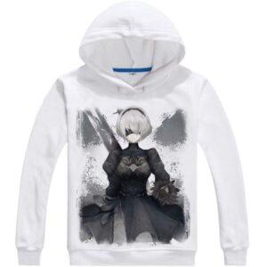 nier automata sweatshirt