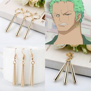 zoro's earrings