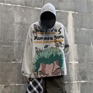 roronoa zoro sweater