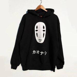 no face spirited away sweater